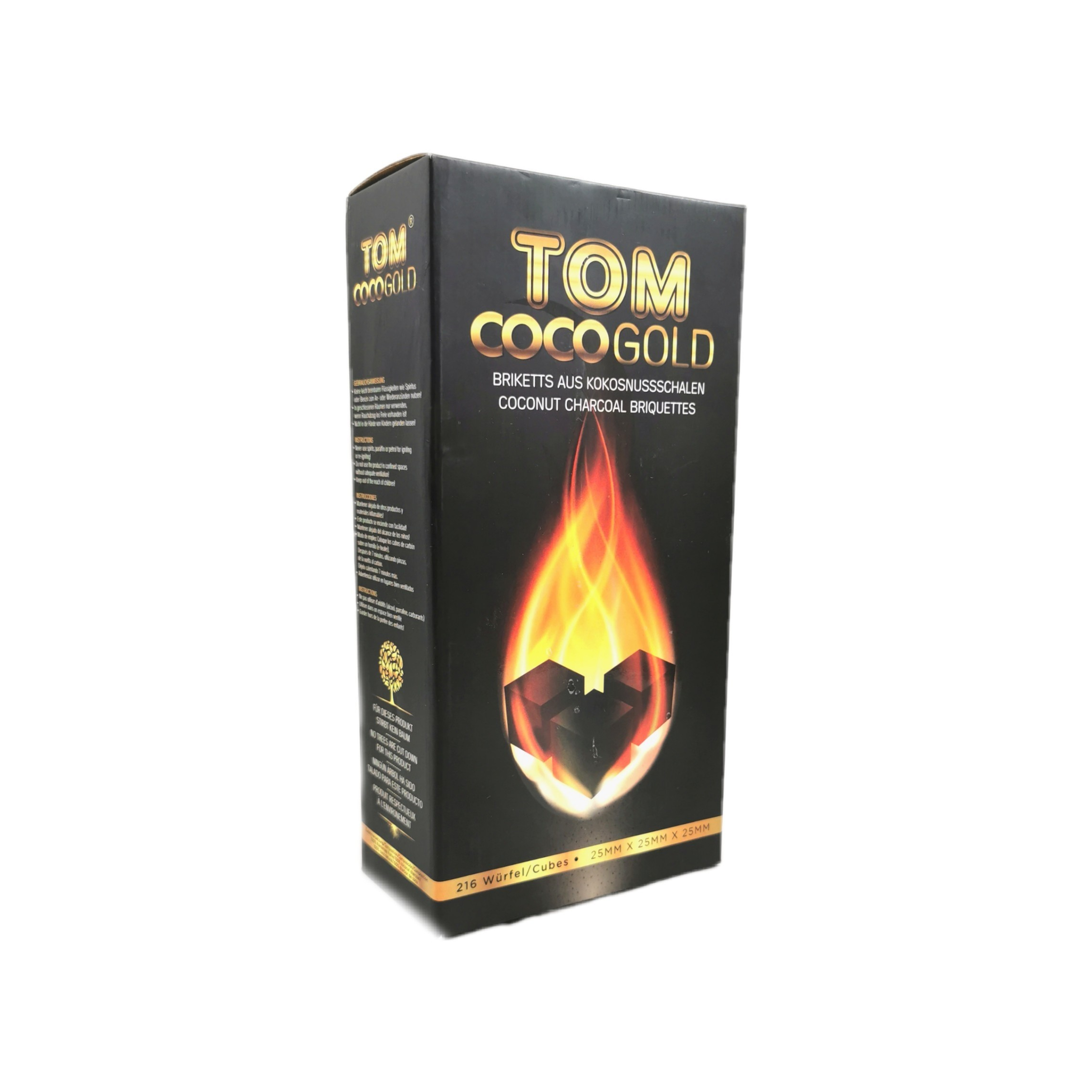 Tom COCO Gold - 3 kg